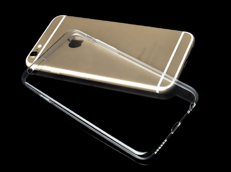 soft transparent silicon high quality cheap phone cover phone case