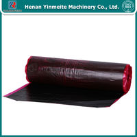 Wear-resistant conveyor belt hot splicing material