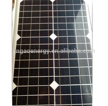 Hot sale The Best and Cheapest single crystal silicon solar cells Exported to Worldwide