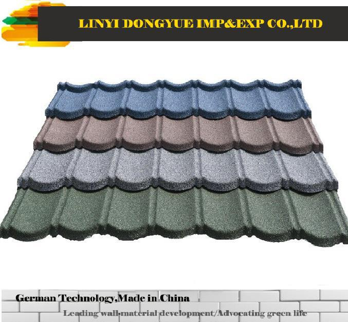 plates roofing prices artificial straw stone coated steel roofing sheet/roof tile
