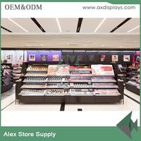 Beauty store supply display shelf retail professional makeup furniture