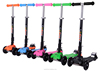 Factory sales directly adjustable height foldable kids kick scooter adult stand up scooter