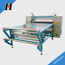 2016 New product QX-G-B Roller type sublimation transfer machine with vacuum heat press machine shoes