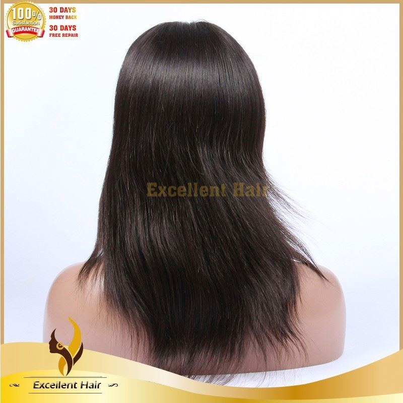 Manufacture Supply Fast Delivery Very Long Straight Human Hair U Part Wig For Black Women