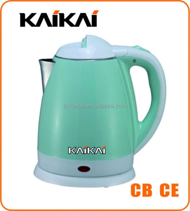 New product 1.8L temperature with electronic control kettle