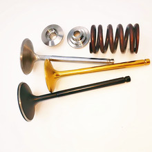 High RPM titanium retainer parts For Honda Acura <strong>J</strong> series 3.9 J30 J32 J35 J37 V6 Accord CL-S TL Type S V6 engine valves