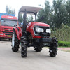 New condition DQ254 25HP 4WD Rice field paddy tyre farm tractor for sale