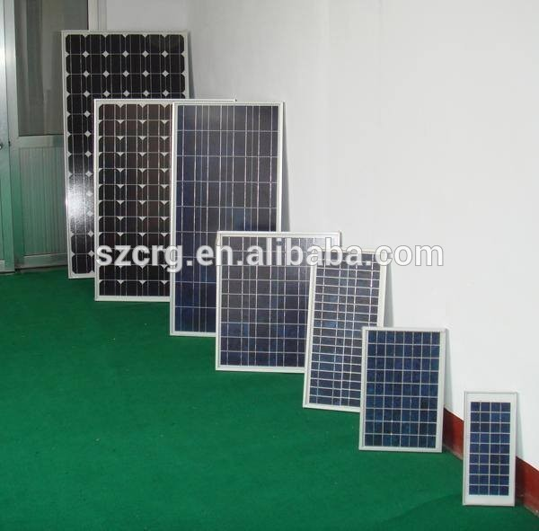 Shenzhen supply foldable sunpower battery solar panel charger