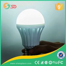 Shangda Factory price 5W 7W 9W emergency led light bulbs E27 rechargeable led lantern