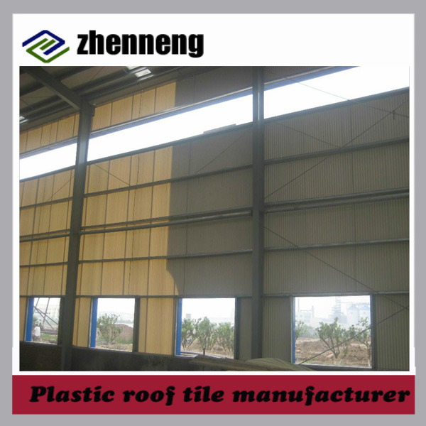 Free sample tinted plastic roofing sheet