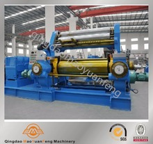 Rubber Two Roll Open Mixing Mill Machine