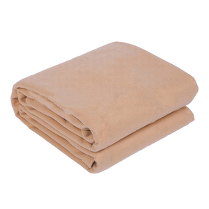 Disaster relief blanket with antiflaming water resistible and breathable