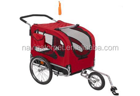Pet Stroller and Bike Pet Trailer