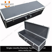 2015 New Design Best Quality Aluminum Tool Case, Tool Carry Case, Tool Suitcase with Tool Plate & Safe Locks