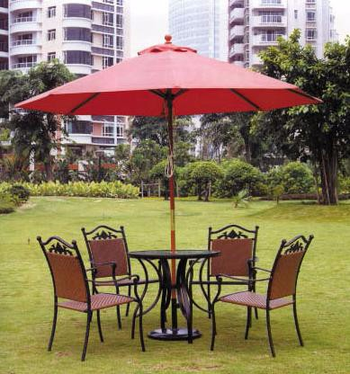 Outdoor Furniture General Use and Umbrella Type Outdoor Garden Patio Beach Umbrella