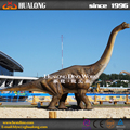 Long Neck Life Size Robot Dinosaur Model