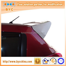 Fashional and Endurable Fiber Glass Big Roof Spoiler For Nissan Tiida 2005-2007 Tuning Spoiler With Great Quality