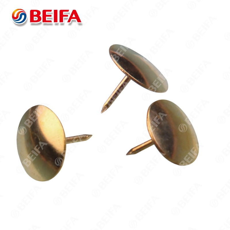 China Suppliers round head push pin