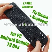 Wireless - Portable Fly mouse/ keyboard for Pc and android