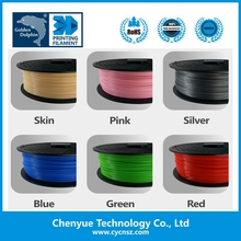 Various color PLA/ABS/Multi color 3D printer material factory directly supply