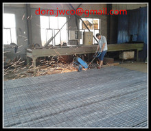 hot dip galvanized welded mesh steel grids for grating floor