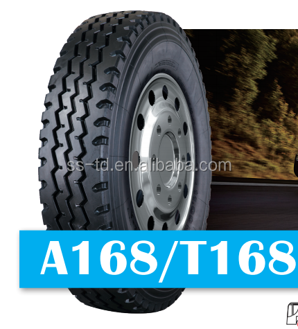 THREE-A Brand TBR Tyre 10.00R20