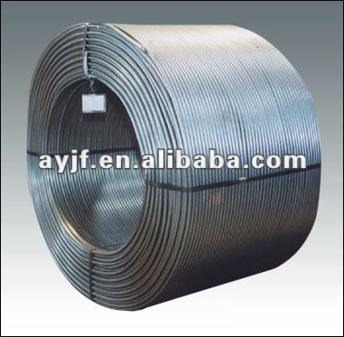 Anyang JF casi/sica core/Cored wire for steel making