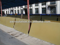 plastic laminated sheet Epoxy glass cloth laminated sheet 3240-1