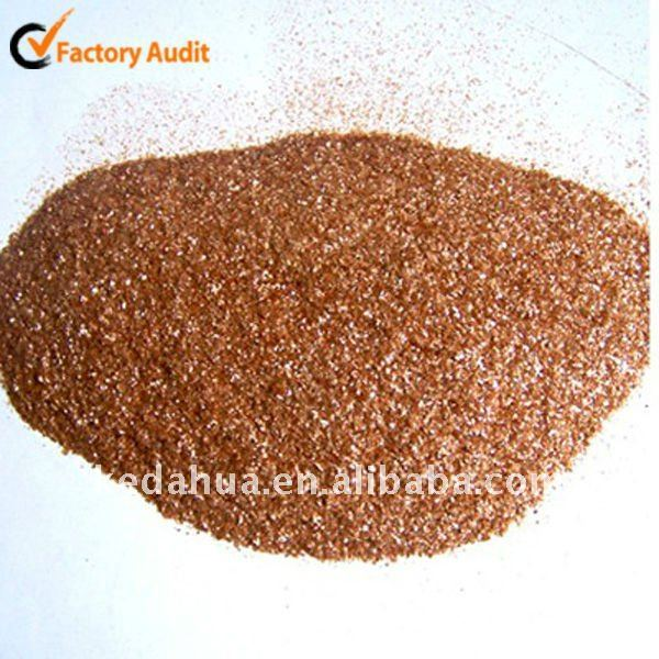 Mica sand product