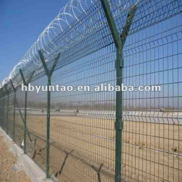 Best safety razor barbed wire fence with direct factory