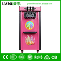 LVNI 36L floor standing ice cream making machine commercial