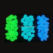 Garden decoration glowing artificial stone