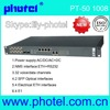High quality 4/8/16/32 fxo/fxs pcm multiplexer