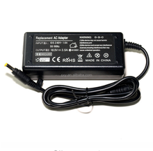 genuine laptop AC power adapter 18.5v 3.5a, 65w for 500 510 520 530