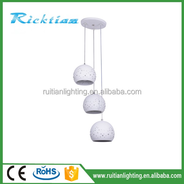 Low Ceiling Christal Chandelier,Led Modern Pendant Lighting