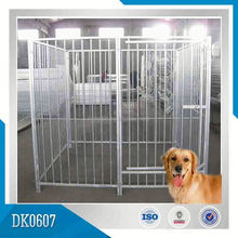 Welded Dog Kennel With Shade