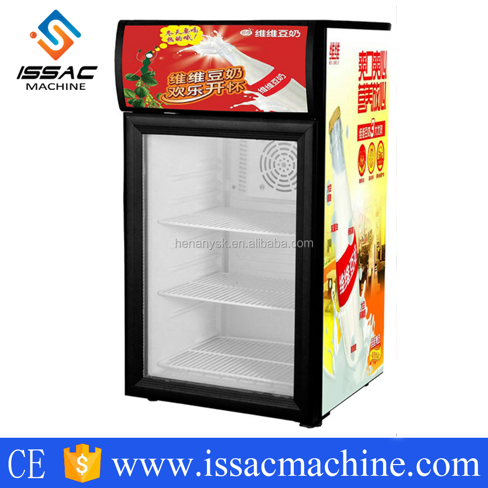 High-Efficiency Energy-Saving Bread Milk Heating Display Cabinet Food Warmer Display Showcase