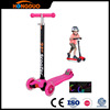 kids scooter 4 wheel kick scooter / Hot sales 4 wheel cheap kick scooter for children / kick scooter 4 wheel baby scooter