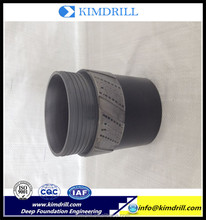 Top Quality diamond core drill barrel bucket With Professional Technical Support