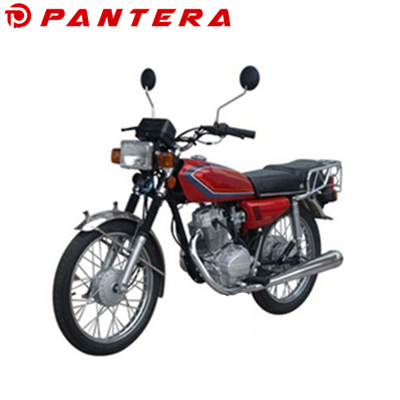 Classical 125cc Guangzhou Street Bikes Gasoline CG125 Motorcycle for Sale