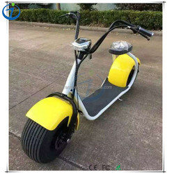 High Power smart e city scooter citycoco 2 big wheels motorcycle