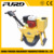 Single Drum Pedestrian Vibratory Road Roller for Sale (FYL-600)