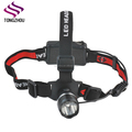 Zoomable 3 Modes Super Bright Cree LED head lamp headlamp