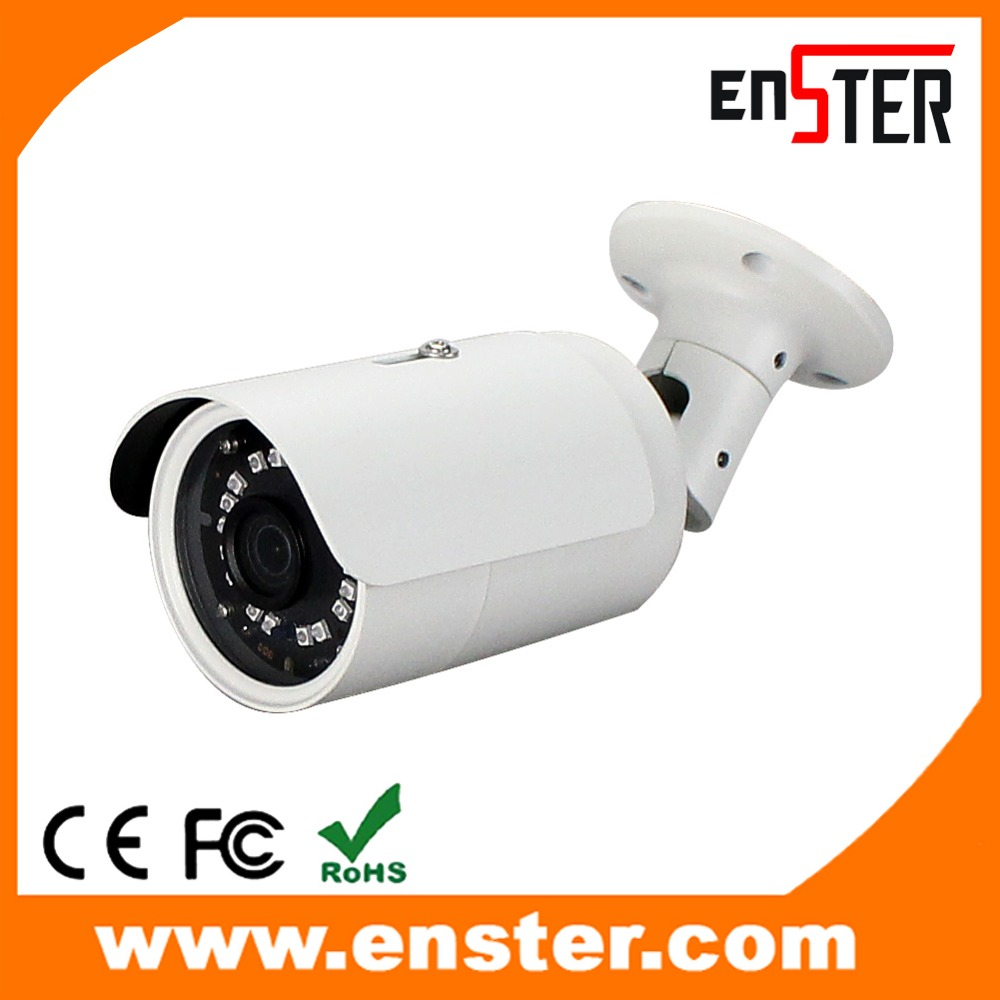 2 Megapixel 1080P Rohs Security Mjpeg Day Night H.265 IP Cameras