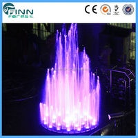 decorate your garden or backyard, small water fountain