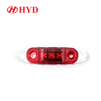 HYD80912 best seller amazon auto parts accessories led indicator lamp led side marker lamp for trcuk trailer lighting system