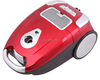 Carpet High Efficiency Bagged Vacuum Cleaner with ERP H4201