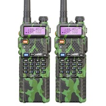 High power 10W Baofeng UV-5r Dual Band Two Way Radio VHF UHF Digital Walkie Talkie with Big Capacity and battery save 3800mAh