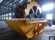 double groove sand washing machine
