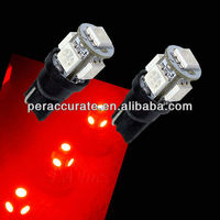 T10 5 SMD 5050 LED Torch Light For Car Vehicle Interior Light Bulbs Lamps
